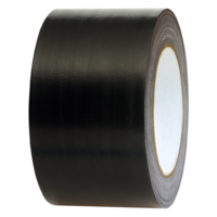 104 Black Cloth Tape 72mm x 25m