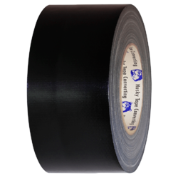 360 Black Gaffer Tape 72mm x 40m