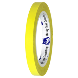 490 Yellow Polyester Insulation Tape 24mm x 66m